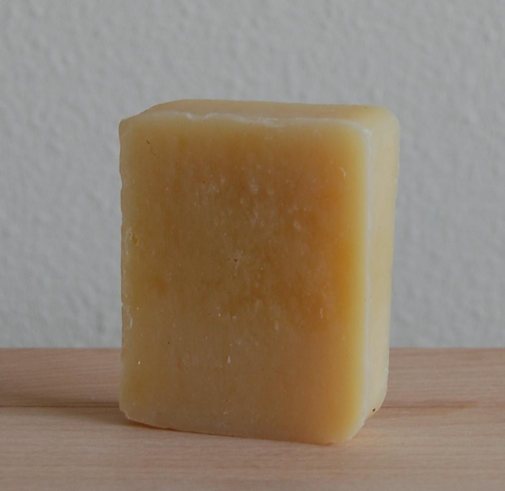 Naked Lemon Soap