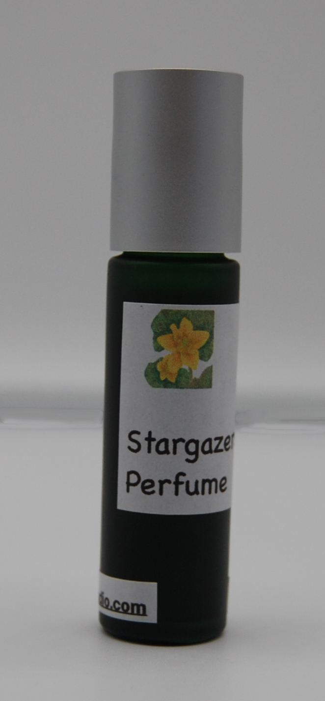 Stargaxzers' Perfume front