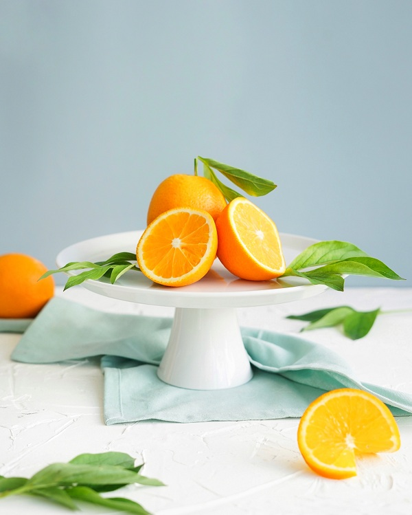The Benefits of Orange and Neroli