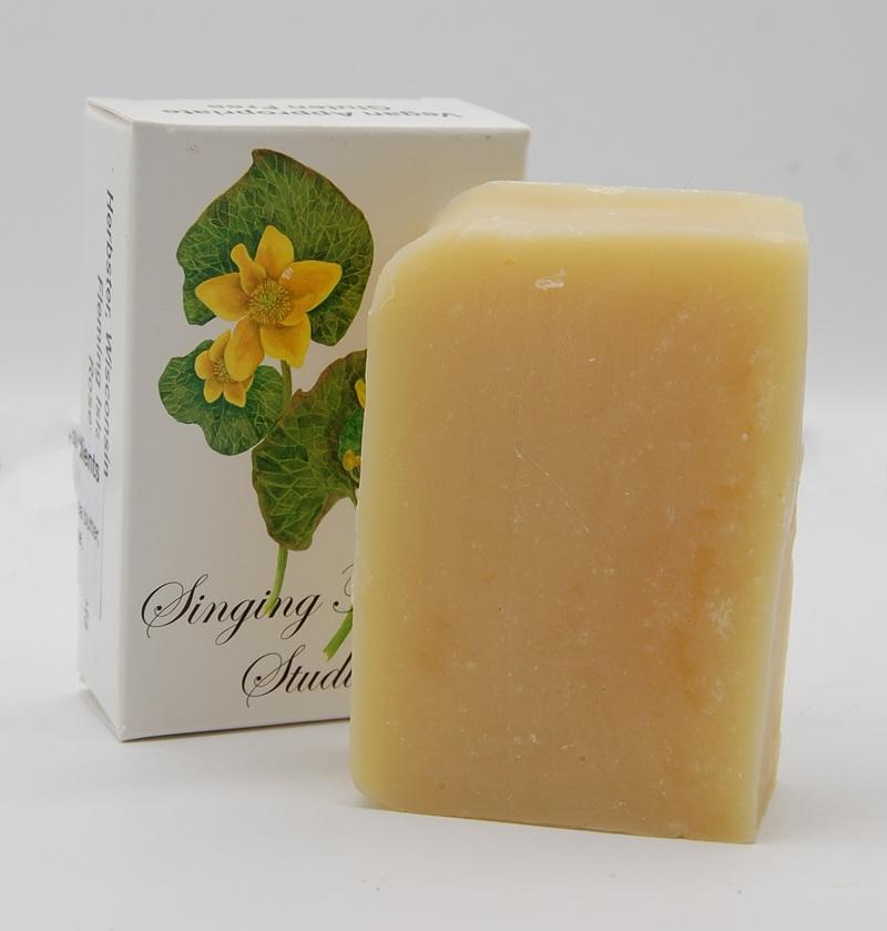 Lime-Ginger Soap